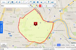 Scribble Maps - Karten kennzeichnen und beschriften