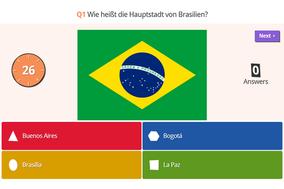 Kahoot! - Quiz im (virtuellen) Klassenzimmer